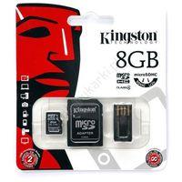 Kingston  multi-kit mbly4g2/8gb class 4