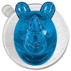 Wieszak crazy hooks ricco rhino, niebieski marki Kleine wolke