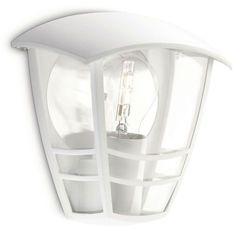 Philips- 15387/31/16 - lampa ścienna zewnętrzna creek e27/60w/220-240v, marki Massive