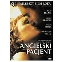 Angielski pacjent (DVD) - Anthony Minghella (5906190322104)