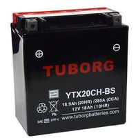 Akumulator Tuborg YTX20CH-BS 18.9Ah 280A AGM