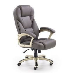 Fotel gabinetowy Desmond popielaty, 125478