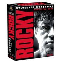 Rocky- Saga (Części 1-6) - John G. Avildsen