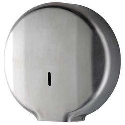 Losdi Pojemnik na papier toaletowy geo stal szlachetna matowa