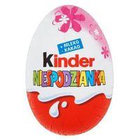 Ferrero Kinder niespodzianka słodkie jajko z niespodzianką princesses pokryte czekoladą mleczną 20 g