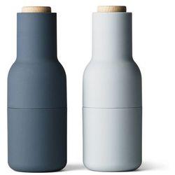 Młynek 2 szt Menu Bottle Grinder blues