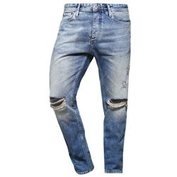 Jack & Jones JJIERIK JJORIGINAL JOS Jeansy Straight leg blue denim