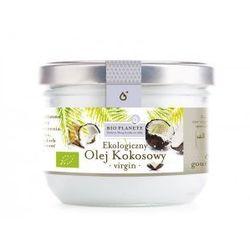 OLEJ KOKOSOWY VIRGIN BIO 400 ml - BIO PLANETE - produkt z kategorii- Oleje, oliwy i octy