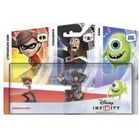 Disney Infinity Zestaw pomocników - Mike, Elastyna, Barbossa (PS3/XB360) (8717418380939)
