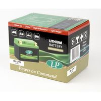 Akumulator LANDPORT Lithium LiFePO4 LFP7 24Wh