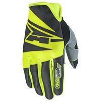 Rękawice  sx neonowe-żółte marki Axo