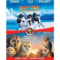 BD 2 PACK LEGENDY SOWIEGO KRÓLESTWA/HAPPY FEET (2BD) GALAPAGOS Films 7321999316044