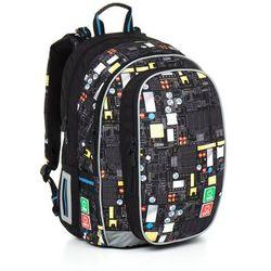 Plecak szkolny Topgal CHI 797 A - Black - sprawdź w wybranym sklepie