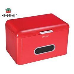 Chlebak stalowy red  [kh-1087] od producenta Kinghoff