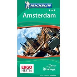 Amsterdam Udany Weekend, książka z kategorii Geografia