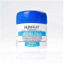 Humavit Morwa Biała (lek Witaminyi minerały)