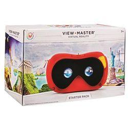 View-Master. Zestaw startowy - Mattel - produkt z kategorii- Maskotki interaktywne