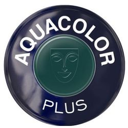 Kryolan AQUACOLOR PLUS (DARK GREEN) Farba do makijażu ciała - DARK GREEN (1102), kup u jednego z partnerów
