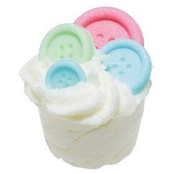 button me up - kremowa babeczka do kąpieli od producenta Bomb cosmetics