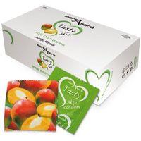 Mango prezerwatywy MoreAmore Condom Tasty Skin Mango 50 sztuk