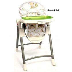 Krzesełko Graco Contempo - benny bell