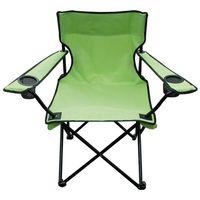 Krzesełko wędkarskie Oxford, zielony