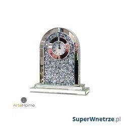 Zegar stojący 30,5x36x12,5cm sacra wielokolorowy marki Artehome