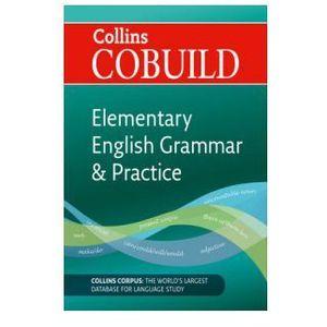 Collins COBUILD Elementary English Grammar & Practice (Reissue), oprawa miękka
