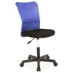 Signal Krzesło dziecięce q-121 niebiesko/czarny