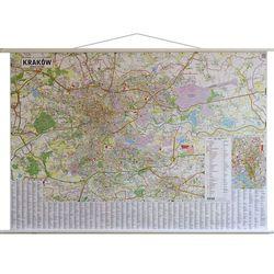 Kraków mapa ścienna 1:22 000 z kategorii mapy