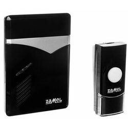 Zamel sp. z o.o. Dzwonek bezprzewodowy bateryjny techno zasięg 100m st-251 sun10000385 (5903669067313)