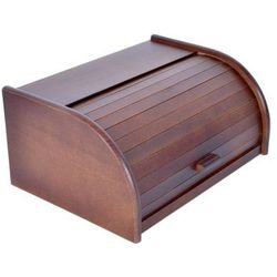 Delhan Chlebak drewniany odelo pojemnik na pieczywo od7051