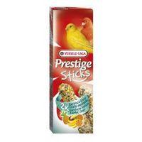 Versele-laga  prestige sticks canaries exotic fruit 60 g - kolby owoce egzotyczne dla kanarków- rób zakupy i