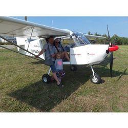 Lot samolotem ultralekkim - Łeba z kategorii Upominki