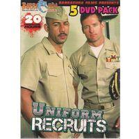 UNIFORM RECRUITS 5 DVD PACK
