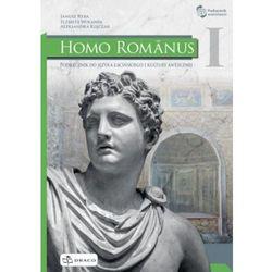 Homo Romanus 1 Podręcznik do języka łacińskiego i kultury antycznej, 9788394133566