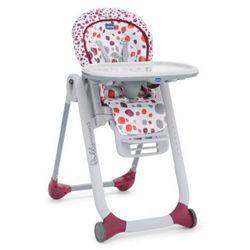 Krzesełko Polly Progres5 Cherry z kategorii Krzesła i stoliki