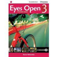 Eyes Open 3. Książka Nauczyciela, Garan Holcombe