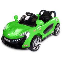 Caretero Toyz Samochód na akumulator dziecięcy Aero green - produkt dostępny w strefa-dziecko.pl