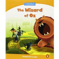 The Wizard of Oz. Penguin Kids. Poziom 3 (24 str.)