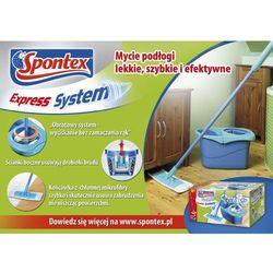 Mop płaski rotacyjny SPONTEX Express System