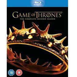 Gra o tron Sezon 2 [Blu-Ray]