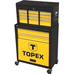 Topex Szafka narzędziowa z półką nadstawną 79r500