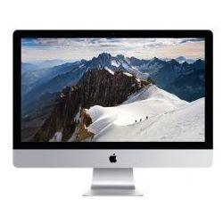 Apple iMac 27″ 5K z wyświetlaczem Retina 3.5GHz(i5) 8GB/1TB Fusion Drive/R9 M290X 2GB - nowy model - produk