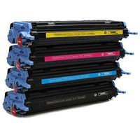 Toner zamiennik Omicron do HP Q6000A 124A BLACK