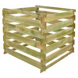 Kompostownik drewniany 0,54 m3