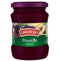 Polskie przetwory sp. z o.o. Powidła śliwkowe rodzinne 320 g