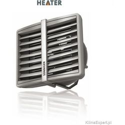 Nagrzewnica wodna heater r1 wyprodukowany przez Sonniger