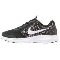 Nike Performance REVOLUTION 3 Obuwie do biegania treningowe black/white/lava glow - produkt z kategorii- Buty
