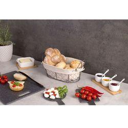 Koszyk na chleb, pieczywo, owoce COUNTRY STYLE, 30x21x11 cm, ZELLER (4003368180915)